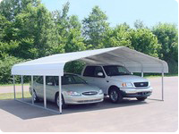 Portable Garage Depot instant portable easy up build a ...