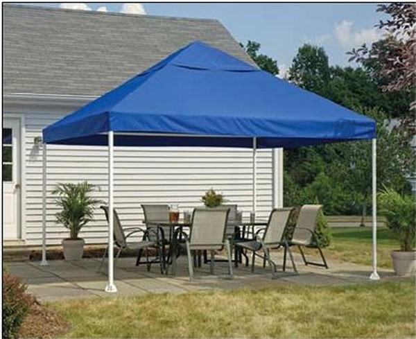 EZ Up Canopy E-Z Up Tents  Pop Up Canopies Portable Outdoor Party