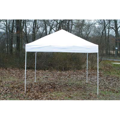 10x10 Straight Leg Truss Top Pop-up Canopy  sc 1 st  Portable Garage Depot : white tent 10x10 - memphite.com