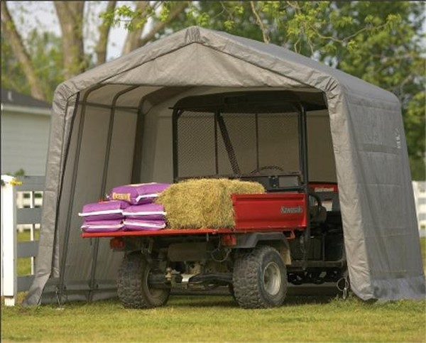10 Portable Garages For Sale 10 Foot Wide Shelters