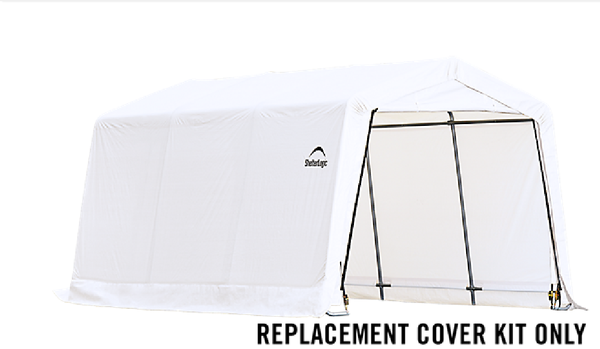 ShelterLogic Replacement Cover Kit for 62681 10'Wx15'Lx8'H ...