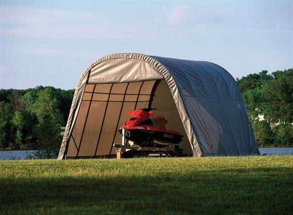 Boat Garage Kits : Boat shelters portable garage kits