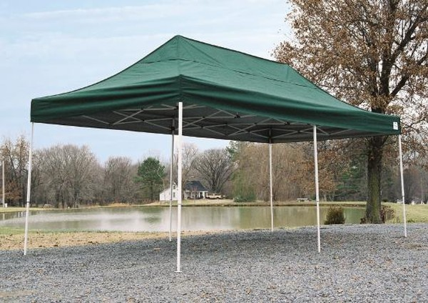 10x20 pop up canopy with truss for Carpa para jardin home depot