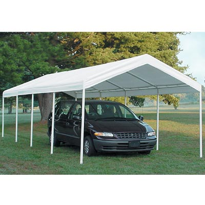 12x30 Commercial Grade Portable Canopies