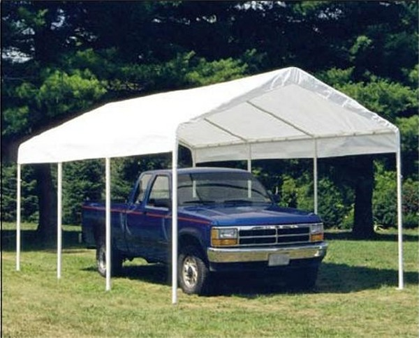 12x20 Canopy Shelter Replacement Tops