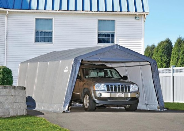 12 Portable Garages For Sale 12 Foot Wide Portable