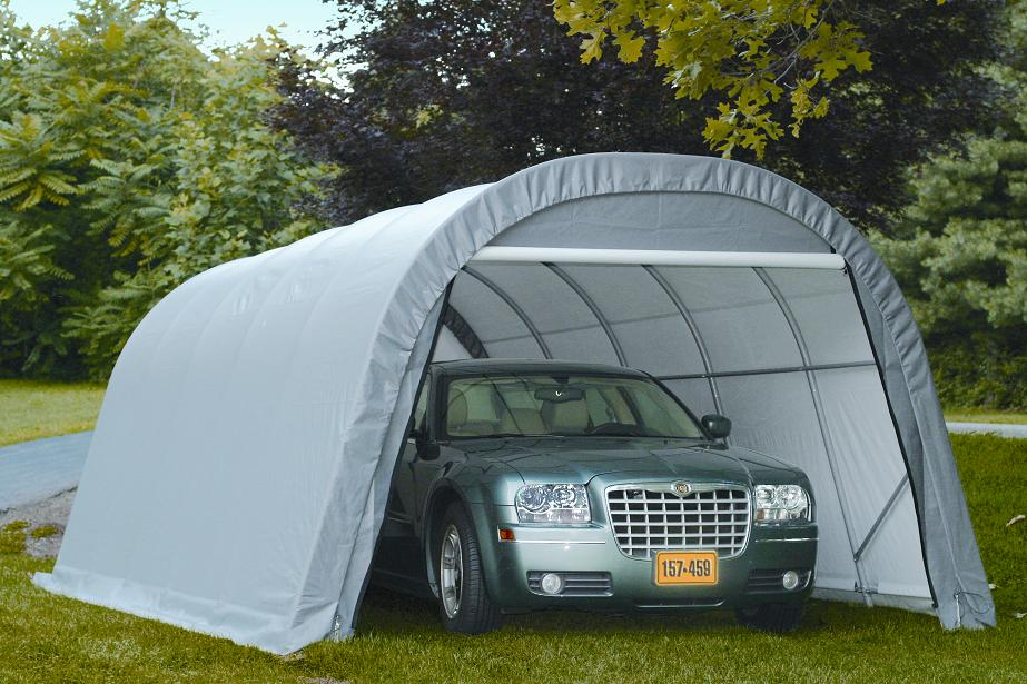 12'ft Wide Portable Garages, Car & Truck Covers, Instant ...
