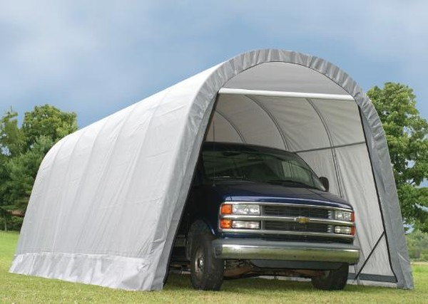 Portable Garage Depot : Wide shelters page