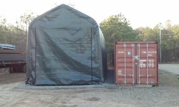 16x16 House Portable Garages 16wx16h House Car Amp Truck