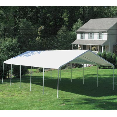 18x40 commercial grade portable canopies for 18x40 frame