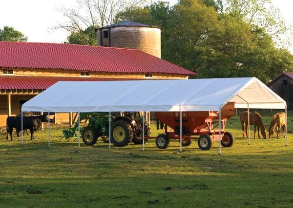 Commercial Grade Portable Canopy Shelters