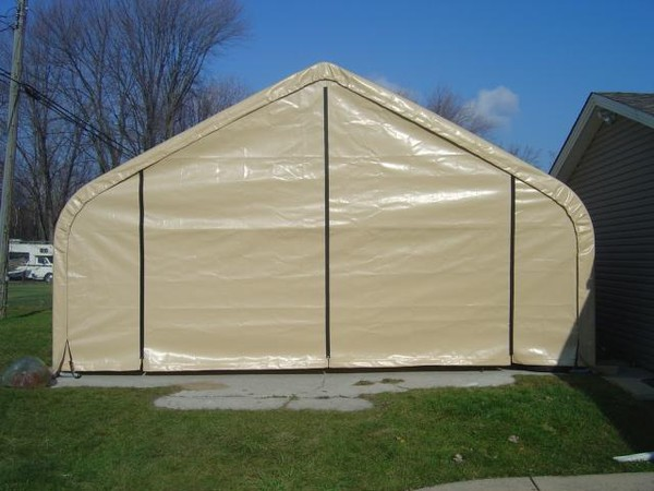 Portable Garage Depot : House style agriculture buildings portable garage