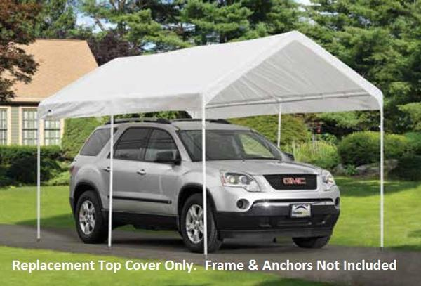 Tractor Supply Garage Tent : Shelterlogic tractor supply replacement canopy top