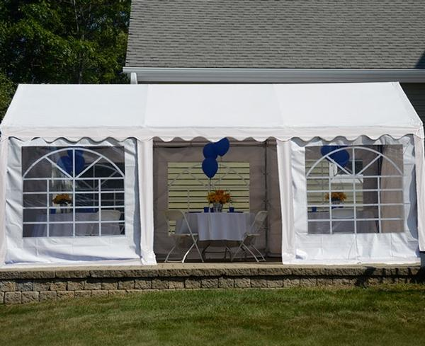 Portable Garage Enclosures : Canopy accessories replacement tops anchors