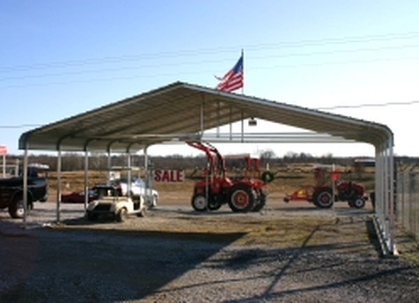 30 39 ft wide metal carports outdoor canopy cover kits for Carport width