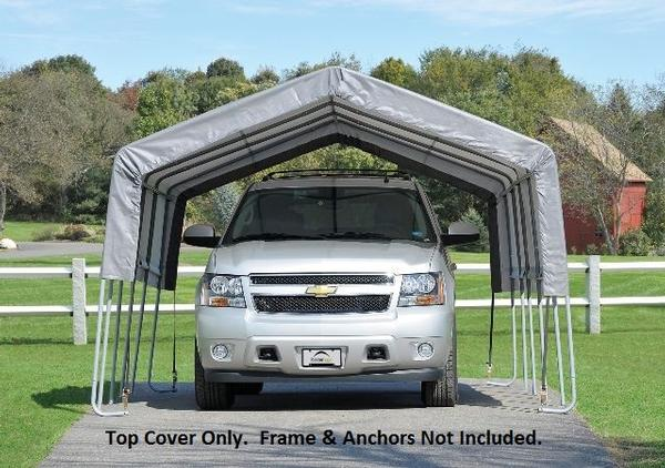 Replacement Cover Kit for 62656 or 62659 12x20x8 Carport
