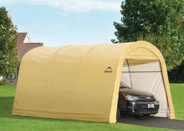 Cheap Carports & Portable Garages: Economy Shelters, Cheap ...