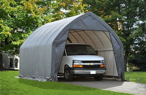 Temporary Car Shelter : Replacement cover kit for wx lx h economy auto shelter