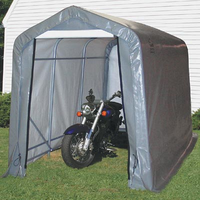 How To Select A Portable Motorcycle Garage