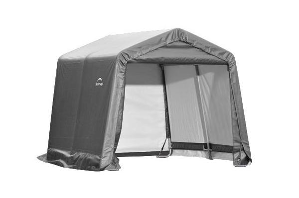 Replacement Canopy Covers For Portable Garages : Shelterlogic replacement cover kit for  wx lx h