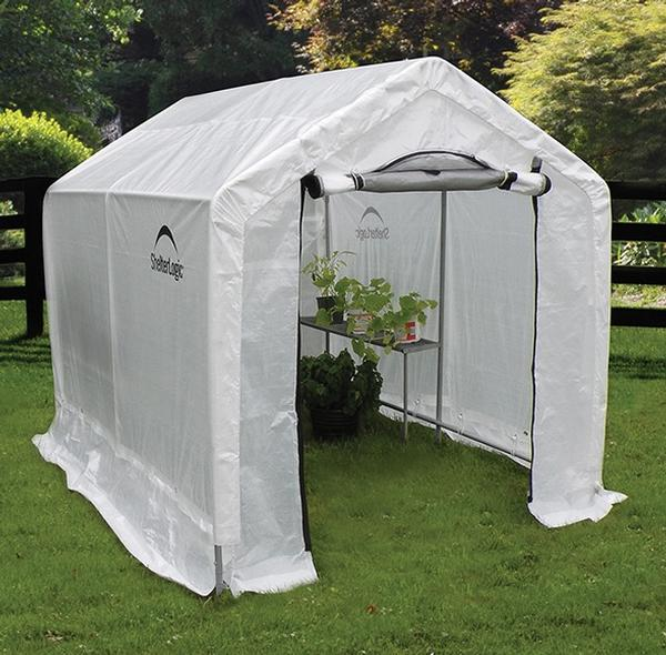 Portable Greenhouse Shelters Amp Kits