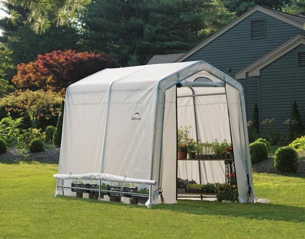 Portable Shelter Kits : Portable greenhouse shelters kits