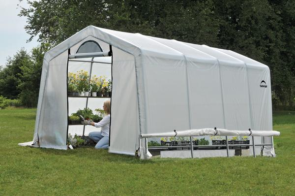 10 Ft. Wide Portable Greenhouses: 10 Foot Wide Green House ...