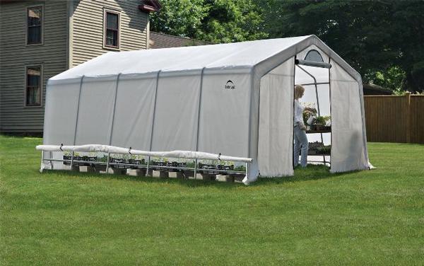Portable Greenhouse Shelters & Kits