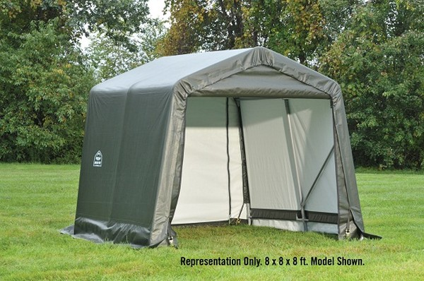 Portable Motorcycle Shelter : Motorcycle storage sheds motorcylce atv