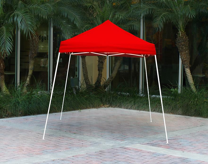 8x8 Slant Leg Pop-up Canopy & 8x8 Slant Leg Pop-up Canopy Shelters