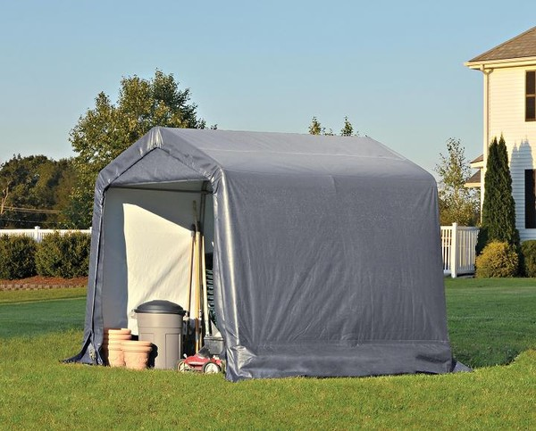 8x8x8 Shed-in-a-Box Portable Garages