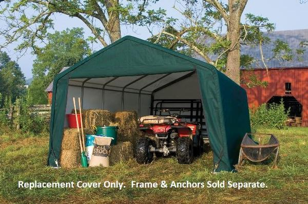 ShelterLogic Tractor Supply Replacement Cover 12x20 62691