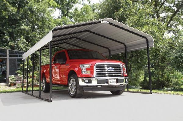 Metal carports metal carports kits for cars trucks rv s