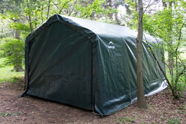 tarp cover building camper rv products storage garage portable