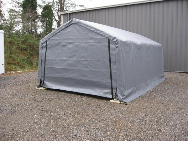 Garage Tent Cover : Replacement covers portable garage carport