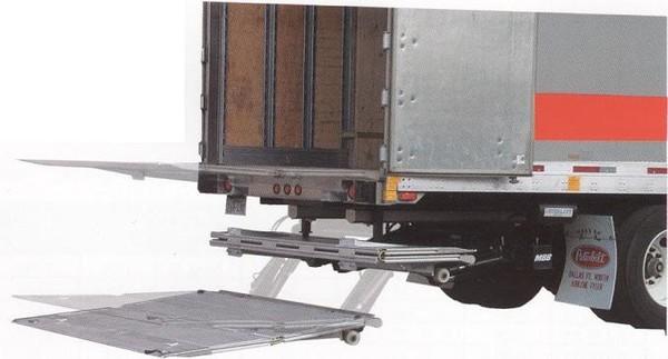 Lift Gate Unloading Service