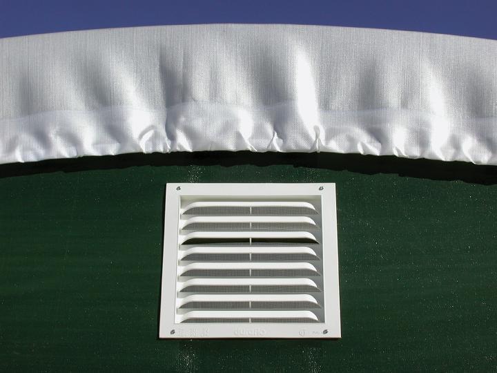 12 Quot X 12 Quot Portable Garage Ventilation Kit