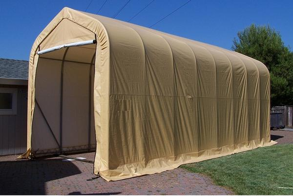 Portable Garages For Winter : Portable rv garages camper garage kits for sale
