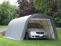 Portable Car Garage Shelter: Temporary Portable Garage Car ...