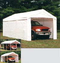 10x20 All Purpose Commercial Grade Canopy With Enclosure Pack