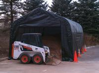 14' Wide Portable Garage Shelters For Cars & Trucks ...