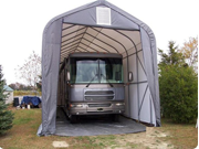 Portable RV Shelter